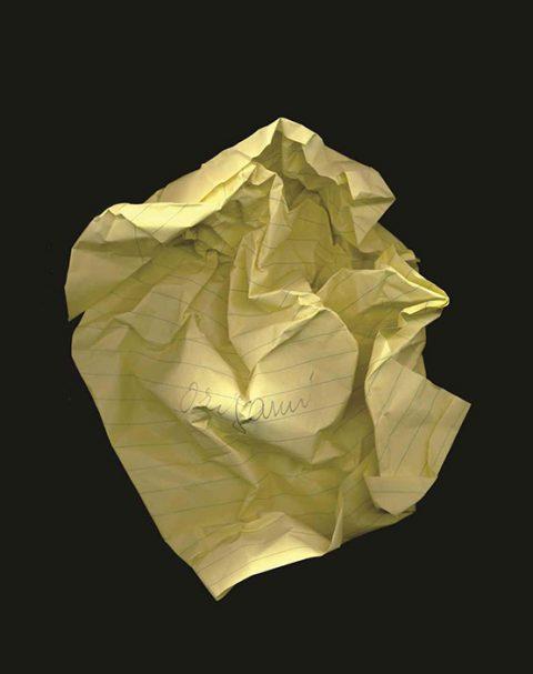 Camnitzer Origami