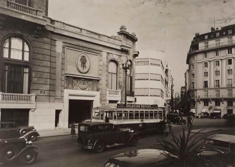 Horacio Coppola. Sin título (Hotel Plaza), 1936